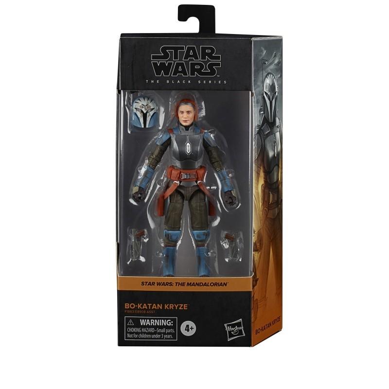 Figurine Star Wars Black Series 15cm Bo-Katan Kryse Hasbro Pré-commandes
