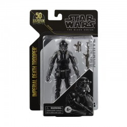 Figurine Star Wars Black Series Archive 50th  15cm Imperial Death Trooper