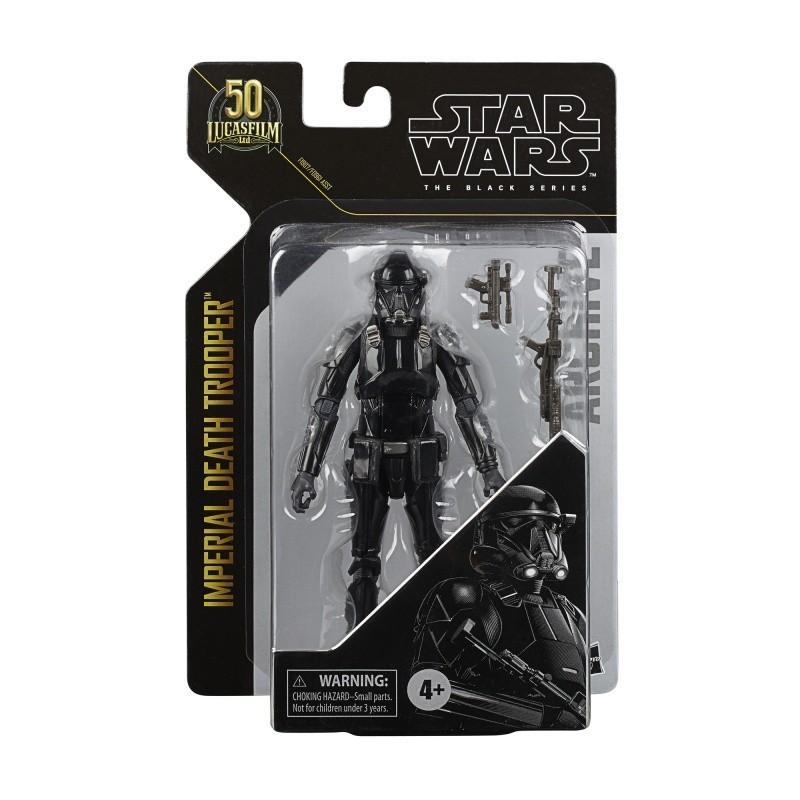 Figurine Star Wars Black Series Archive 50th  15cm Imperial Death Trooper