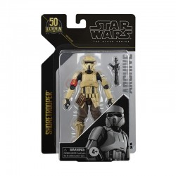 Figurine Star Wars Black Series Archive 50th  15cm Shoretrooper