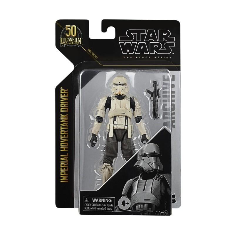 Figurine Star Wars Black Series Archive 50th  15cm Hovertank Driver