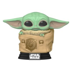 Star Wars The Mandalorian POP! TV Vinyl Figurine Child in Bag 9 cm