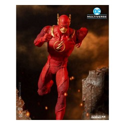 DC Multiverse figurine The Flash: Injustice 2 18 cm