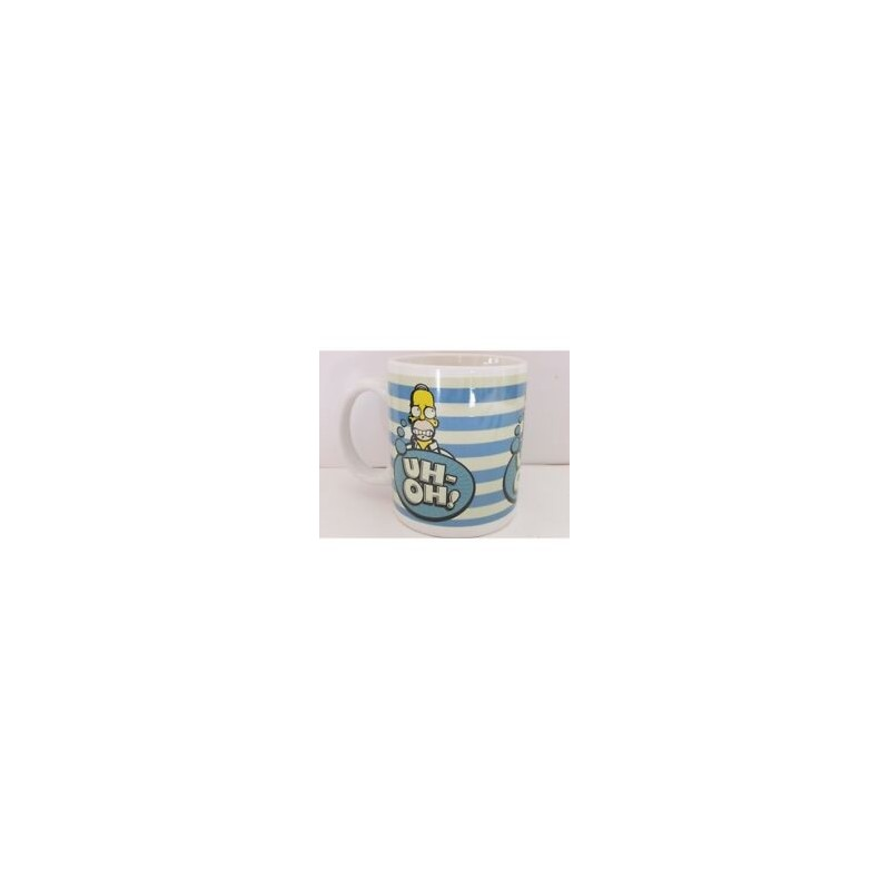 Les Simpson Mug 320ml Homer UH-OH!