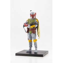 Star Wars Episode V statuette PVC ARTFX+ 1/10 Boba Fett Vintage Color Exclusive 19 cm