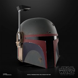 Star Wars Black Series Boba Fett Casque The Mandalorian