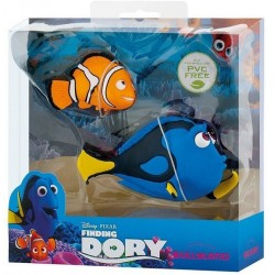 Figurine Bullyland Finding Dory Nemo et Dory