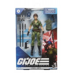G.I. Joe Classified Figurine 15cm Lady Jane