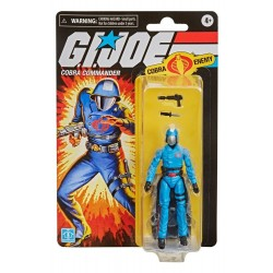 GI JOE Retro collection 10cm Cobra Commander