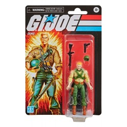 GI JOE Retro collection 10cm Duke