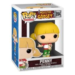 Inspecteur Gadget Figurine POP! Animation Vinyl Penny 9 cm