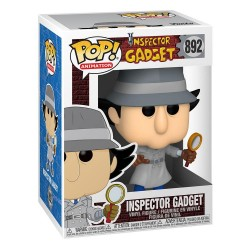 POP! Animation Vinyl figurines Inspector Gadget 9 cm