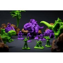 Dino-Riders Rulon Warriors Battle Pack