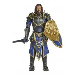 Warcraft figurine Lothar 15 cm