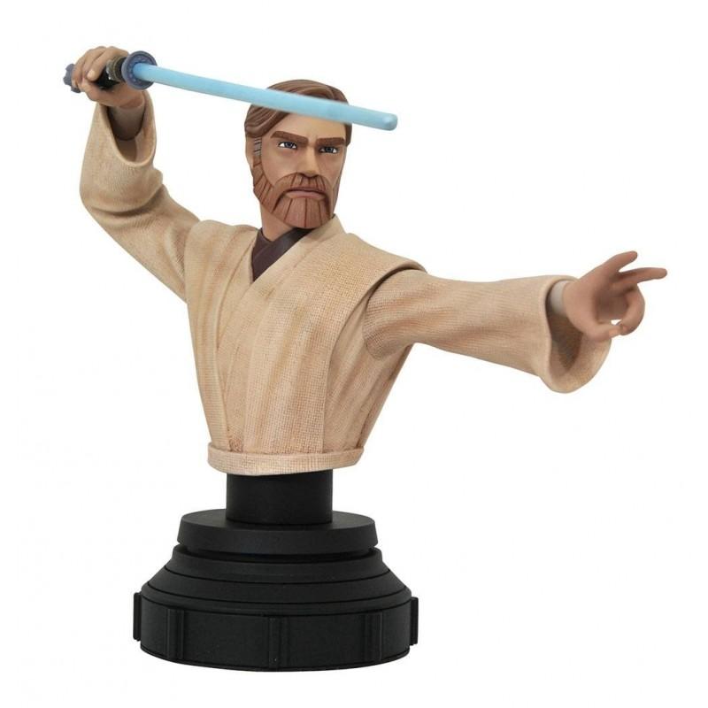 Star Wars The Clone Wars buste 1/7 Obi-Wan Kenobi 15 cm