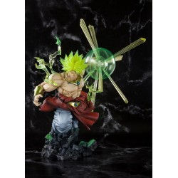 Dragonball Z statuette PVC FiguartsZERO Super Saiyan Broly Tamashii Web Exclusive 32 cm