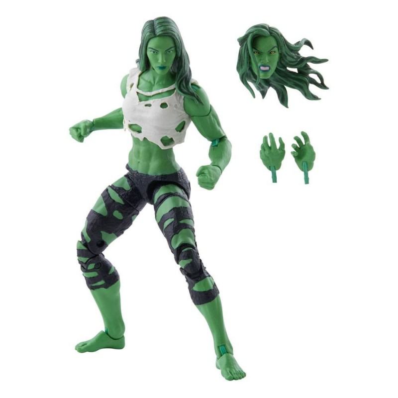 Marvel Legends Series figurine 2021 She-Hulk 15 cm Hasbro Tout L'univers Marvel