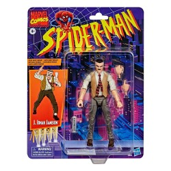 Spider-Man Marvel Retro Collection figurine J. Jonah Jameson 15 cm
