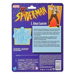 Spider-Man Marvel Retro Collection figurine J. Jonah Jameson 15 cm