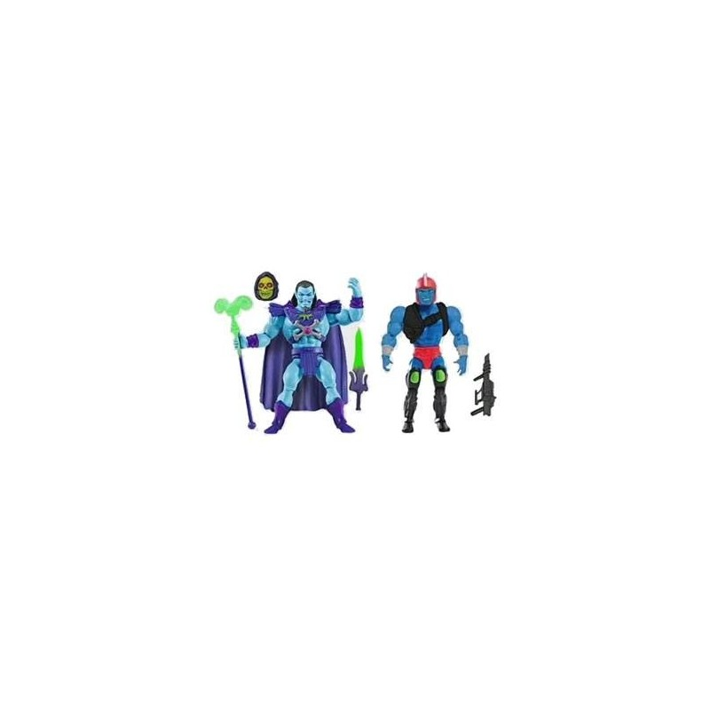 Masters of the Universe Origins 2021 pack 2 figurines Rise of Evil Exclusive 14 cm