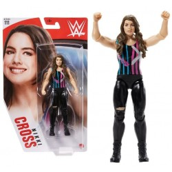 WWE Series 111 Figurine Mattel 18cm Nikki Cross