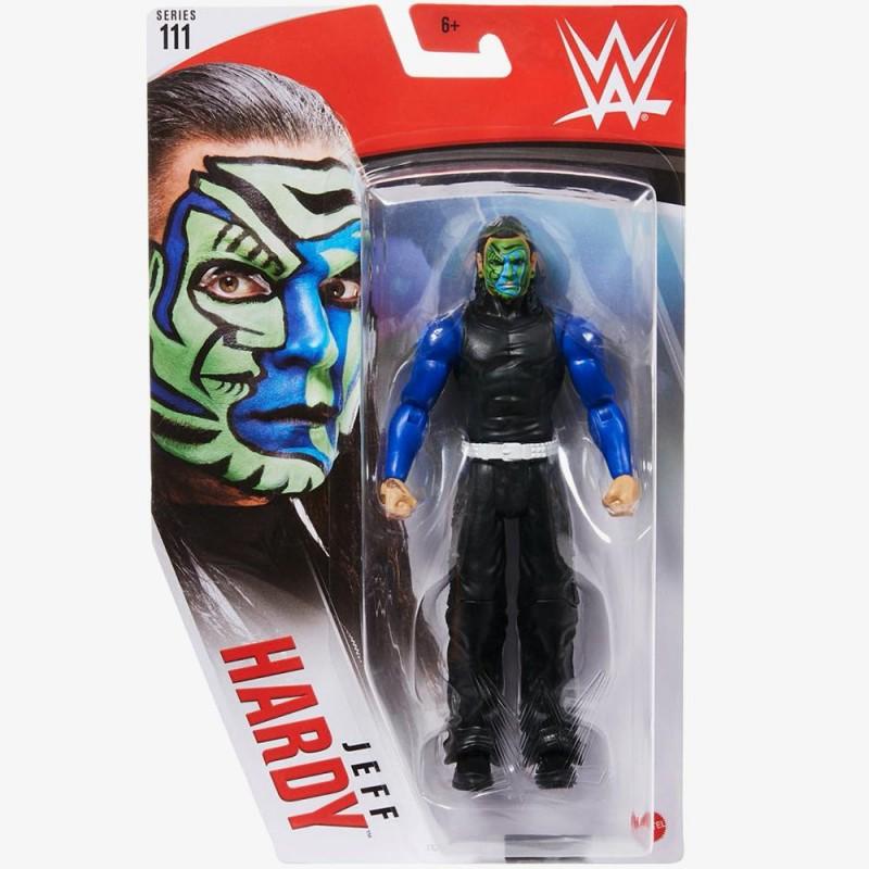 WWE Series 111 Figurine Mattel 18cm Jeff Hardy
