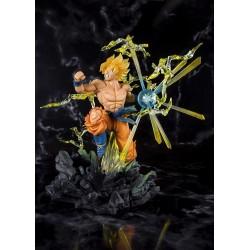Dragonball Z statuette PVC FiguartsZERO Super Saiyan Goku Tamashii Web Exclusive 20 cm