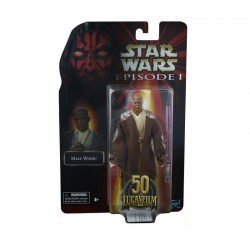 Figurine Star Wars Black Series 15 Mace Windu 50TH Lucasfilm