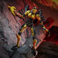 Transformers Kingdom War Of Cybertron Blackarachnia 14 cm