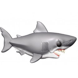 Les Dents de la mer Oversized POP! Movies Vinyl figurine Jaws 15 cm