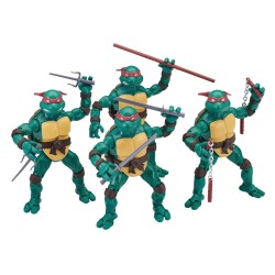 Les Tortues Ninja Elite Series Playmates Version Comics 15 cm