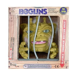Les Boglins marionnette King Dwork 17 cm  First Edition