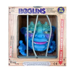 Les Boglins marionnette King Vlobb 17 cm  First Edition