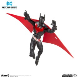 DC Multiverse figurine Batman (Batman Beyond) 18 cm