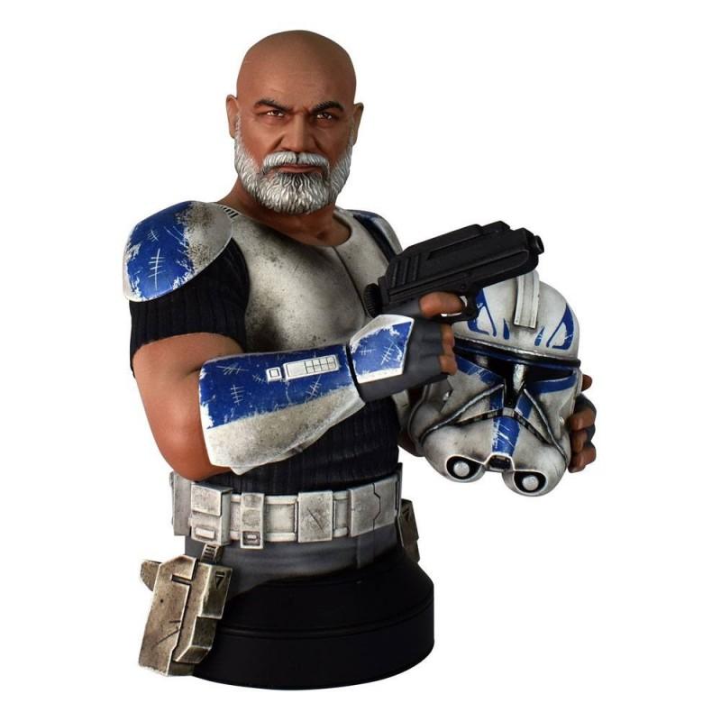 Star Wars The Clone Wars buste 1/6 Commander Rex 15 cm