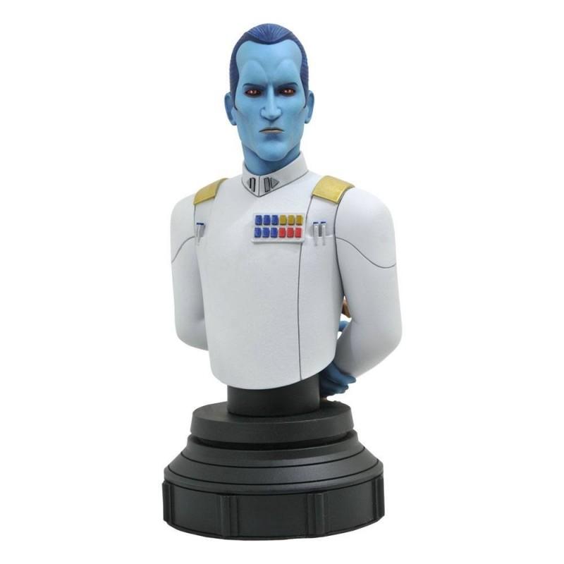 Star Wars Rebels buste 1/7 Grand Admiral Thrawn 15 cm
