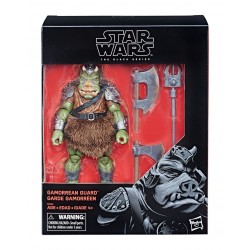 Star Wars Black Series figurine 2018 Gamorrean Guard Exclusive 15 cm