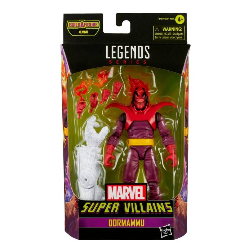 Marvel Legends 2021 figurines Super Villains 15 cm Dormammu