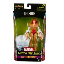 Marvel Legends 2021 figurines Super Villains 15 cm  Lady Deathstrike