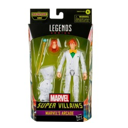 Marvel Legends 2021 figurines Super Villains 15 cm  Marvel's Arcade