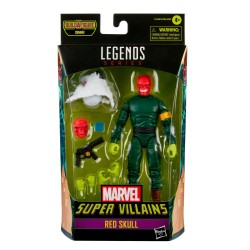 Marvel Legends 2021 figurines Super Villains 15 cm  Red Skull