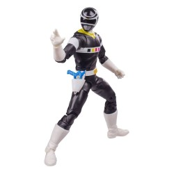 Power Rangers Lightning Collection 2021 In Space Black Ranger
