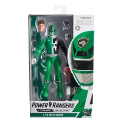 Power Rangers Lightning Collection 2021 S.P.D Green Ranger