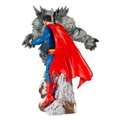 DC Multiverse pack 2 figurines Collector Multipack Superman vs Devastator 18 cm