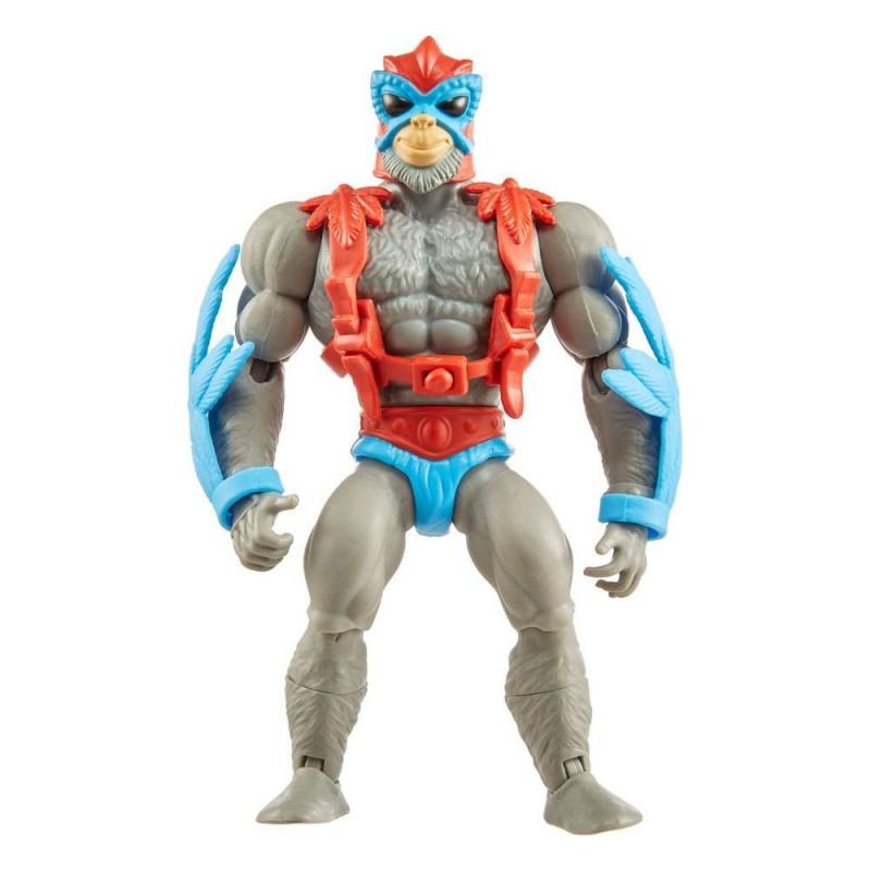 Masters of the Universe Origins 2021 figurine Stratos 14 cm