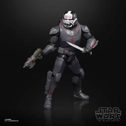 Star Wars The Bad Batch Black Series figurine Deluxe 2021 Wrecker 15 cm