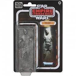 "Star Wars 40TH 6"" Han Solo Carbonite Exclusive"