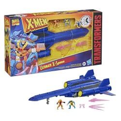 Transformers x Marvel X-Men Animated figurine Ultimate X-Spanse 22 cm