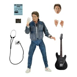 Retour vers le futur figurine Ultimate Marty McFly (Audition) 18 cm