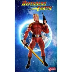Défenseurs de la Terre Figurines 18 cm Flash Gordon